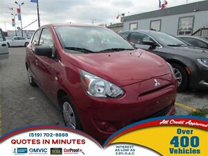 2015 Mitsubishi Mirage ES | ONE OWNER