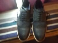 Brand new unworn brogues which was a gift but the wrong size.