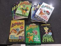 11 Astrosaurs books - ideal reading for younger child (aged 7+)