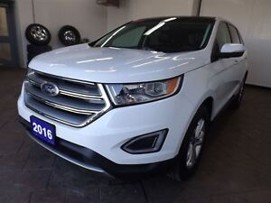 2016 Ford Edge SEL AWD LEATHER NAV PANORAMIC SUNROOF Kitchener / Waterloo Kitchener Area image 8