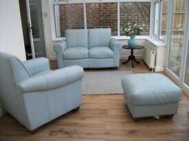 three piece settee