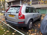 Volvo xc90 fully loaded high spec