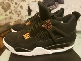 Jordan 4 royalty size 9