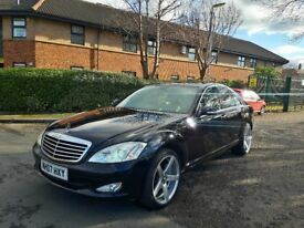 Mercedes s320 2007 cdi for sale it's really nice conditions car low mileage and no any issues