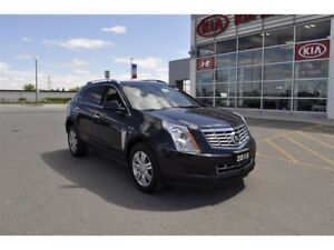 2015 Cadillac SRX Luxury | AWD | Sunroof | Leather | Low KM