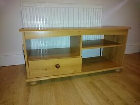 Wooden TV stand/unit