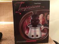 Chocolate fountain Russel Hobbs