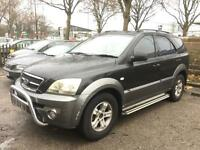 2003 KIA SORRENTO 2.5 DIESEL AUTOMATIC - 1 OWNER - 4x4