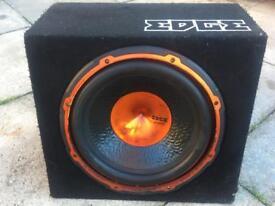 Edge 900 watt sub and amp