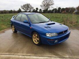 Subaru Impreza WRX Type RA V-Limited