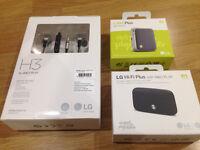 LG G5 Bundle - Hi-Fi Plus, Cam Plus & H3 B&O Headphones