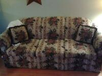 NEW PRICE $ 200 OBO COUCH and MATCHING LOVE SEAT