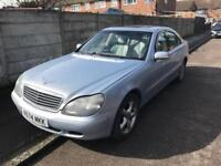 Mercedes S320 fully loaded **P/X WELCOME/SWAPS**