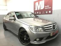 "2010 C200 CDI SPORT AMG AUTO ** ONLY 71k ** 19"" AMG ALLOYS"