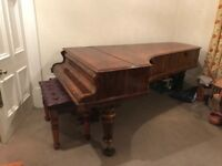 John Broadwood and Sons Grand Piano
