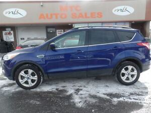 2013 Ford Escape SE, 4X4, ECOBOOST