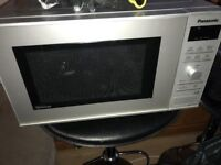 Panasonic NN-SD261M (Stainless Steel) Used - Good Condition fully working