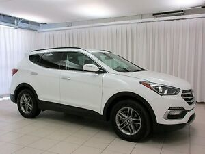 2017 Hyundai Santa Fe SPORT AWD SUV w/ FRONT/REAR HEATED SEATS,