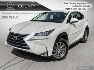 2017 Lexus NX 200t $129/WK+TAX! ONE OWNER! AWD! LEATHER! TURBO!