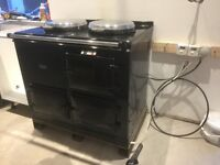 Electric converted AGA