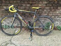 Limited Edition Carrera TDF, Carbon Fibre/Alu Frame, Shimano 14 speed Gears, Road/Racing, Almost New