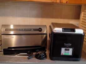 SousVide Supreme® SVS-09L Demi Water Oven + FoodSaver V3840-1 Vacuum Sealer – Collect SA48 8JZ
