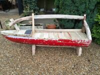 Ordinal Handmade Boat Seat-Suitable for inside or out