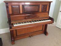 1912 Schiedmayer (Stuttgart) Upright Piano