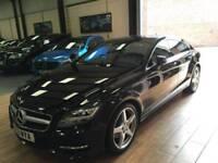 Mercedez-Benz CLS, CLS 250 CDI BLUEEFFICIANCY AMG