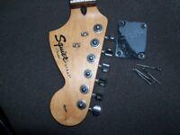 Fender Squier Affinity Strat Guitar Neck.