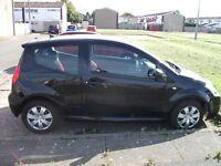 van wanted for my 2007 citroen c2
