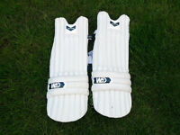 Cricket batting pads GM Brand Pair Youth RH 64cm
