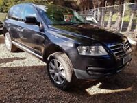 Volkswagen Touareg 3.0 TDI V6 Sport 5dr£5,995 p/x welcome FREE WARRANTY, VERY CLEAN