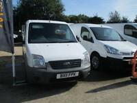 FORD TRANSIT CONNECT 1.8 T 220 LR 1d 75 BHP (white) 2011