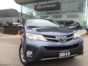 2013 Toyota RAV4 Limited AWD Back Up Cam Leather Bluetooth Sunro