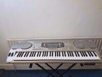 Casio WK-3700 Arranger Keyboard