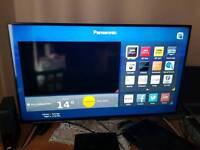 Panasonic 4k 3d smart led