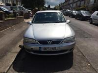 Vauxhall Vectra 2.2 direct automatic