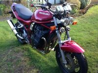 Suzuki Bandit 1200 for sale!