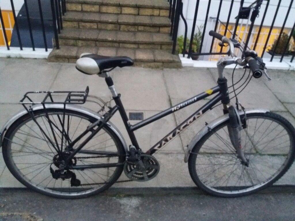 Old Ladies Hybrid Bike