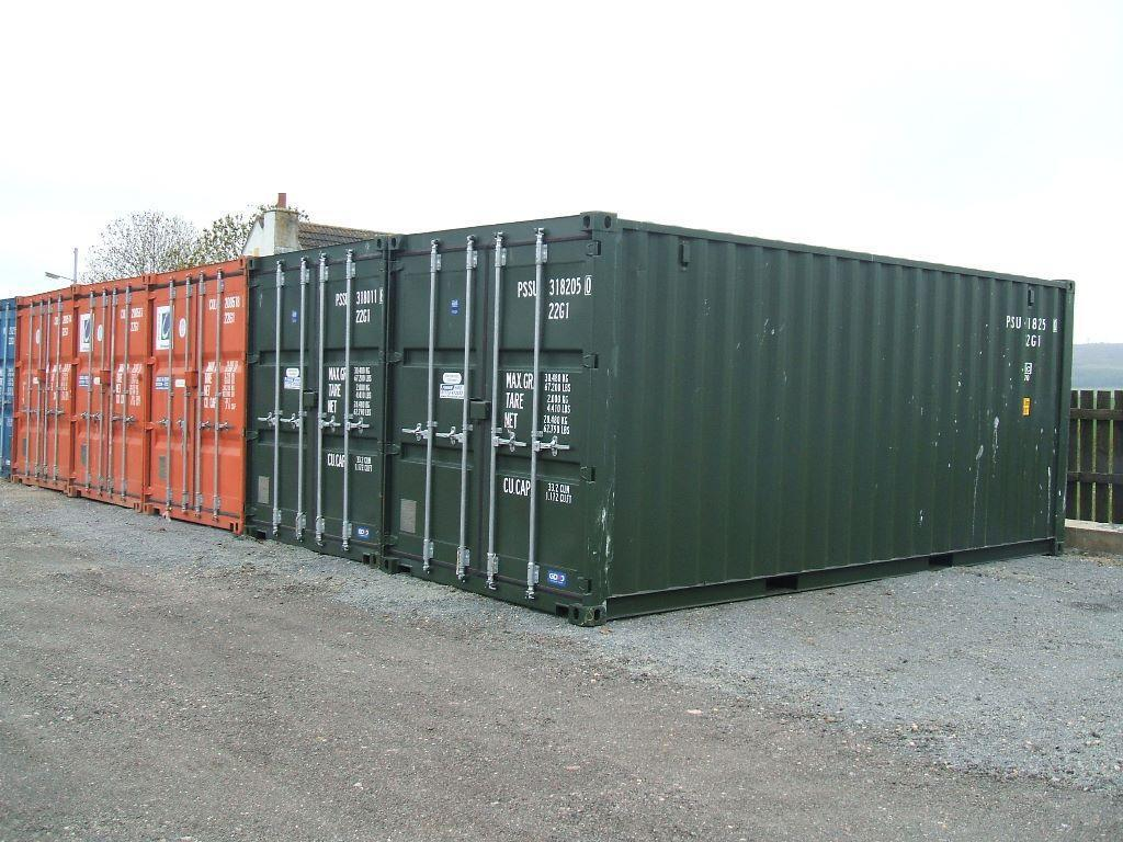20ft Storage Container Self