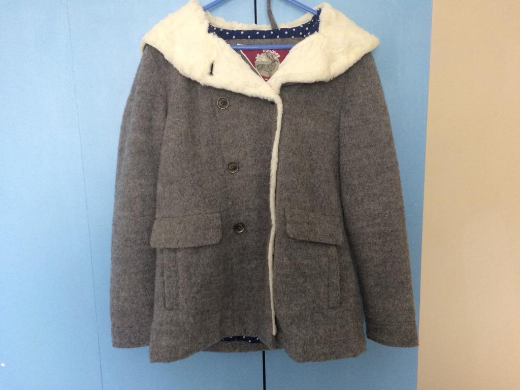Mantaray winter coat size 12. Very good condition