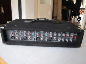 PULSE PMH200 mixer amplifier, pick up North London