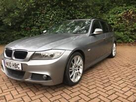 Bmw 318 M sport Tourer, Mint condition all round 2010