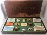 Vintage Le Turfiste Horse Racing Game