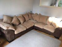 Italian Made Corner Sofa for sale