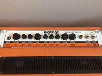 Orange Rockerverb 50 Amp