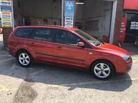 2007 Ford Focus 1.6 Automatic Estate full service history, new Mot