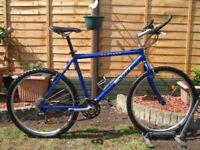SCOTT Vantage M25 Hybrid Mountain Bike. 26''wheels. 51cm frame. 24 speed. Deore LX. Lightweight