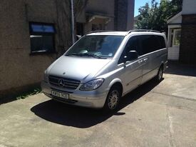 Extra long Based Mercedes Viano for Sale